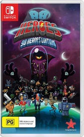88 Heroes for Nintendo Switch