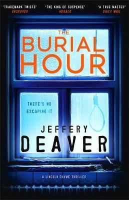 The Burial Hour by Jeffery Deaver image