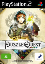 Puzzle Quest for PlayStation 2