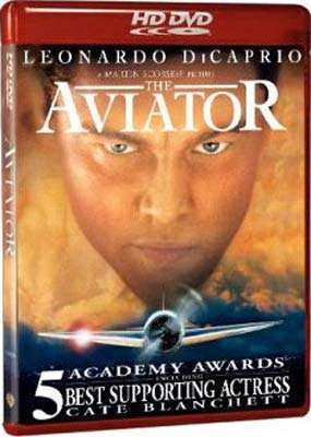 The Aviator on HD DVD image
