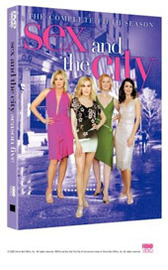 Sex and The City - Season 5 (2 Disc) on DVD