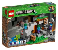 LEGO Minecraft - The Zombie Cave (21141)