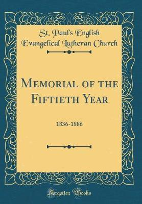 Memorial of the Fiftieth Year by St Paul Church image