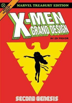 X-men: Grand Design - Second Genesis by Ed Piskor