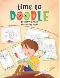 Time to Doodle by Yellow Pencils Coloring Books image