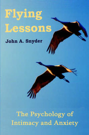 Flying Lessons by John A Snyder image