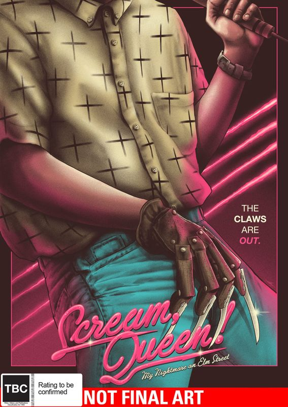 Scream, Queen! My Nightmare On Elm Street on DVD