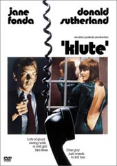 Klute on DVD
