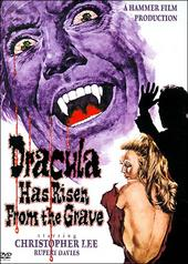 Dracula Has Risen from the Grave on DVD