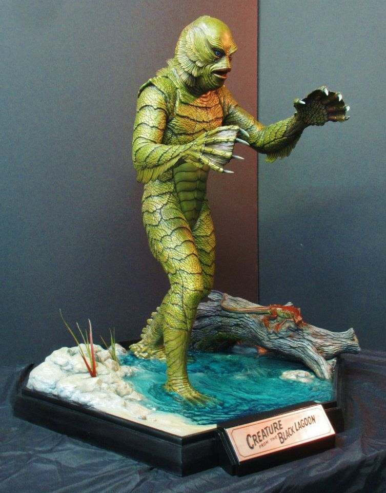 Creature From The Black Lagoon 1 3 Scale 26 Quot Cinemaquette