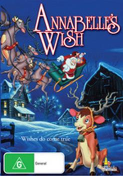 Annabelle's Wish on DVD