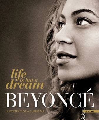 Beyonce - Life Is But A Dream on DVD image