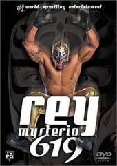 WWE - Rey Mysterio 619 on DVD