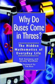 Why Do Buses Come in Threes? by Rob Eastaway image
