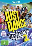 Just Dance Disney Party 2 for Nintendo Wii U
