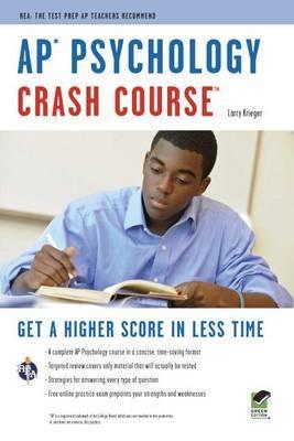 AP Psychology Crash Course by Larry Krieger