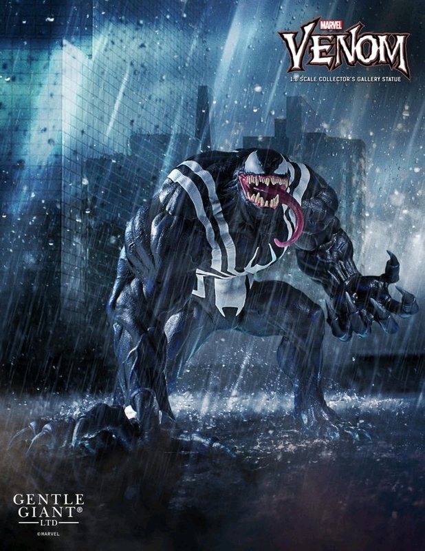 Spider-Man - Venom Collector's Gallery Statue