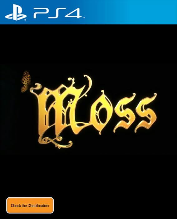 Moss VR for PS4