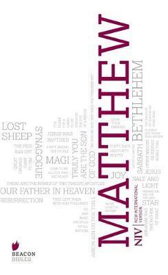 NIV Gospel of Matthew by New International Version image