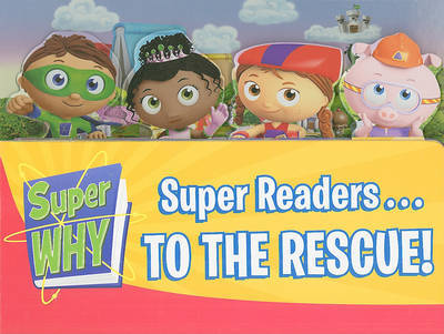 Super Readers... to the Rescue! image