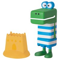 Hey Duggee: Collectible Figurine Duo Pack - Happy & Sand Castle
