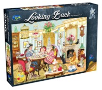 Holdson: 1000 Piece Puzzle - Looking Back (High Tea With Mum)