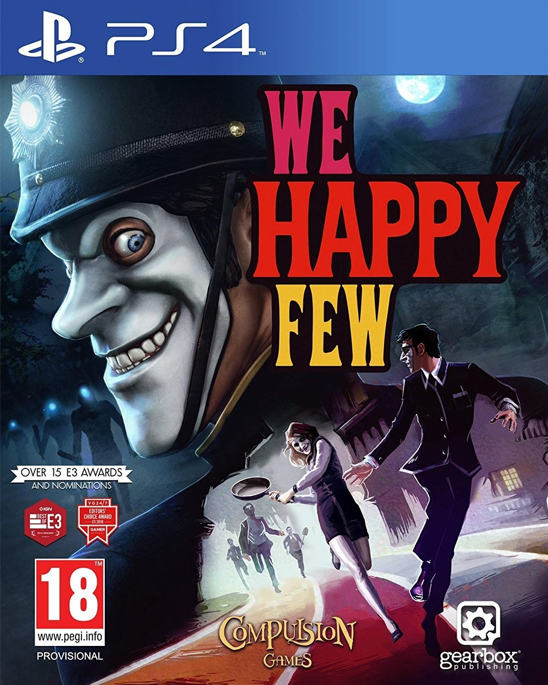 We Happy Few for PS4 image