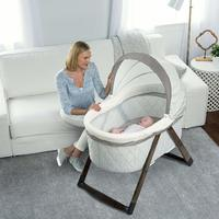 Ingenuity: Wood Foldaway Rocking Bassinet - Carrington