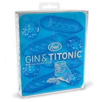 Gin & Titonic Ice Tray - by Fred