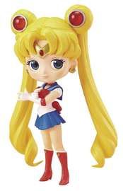 Q Posket Petit: Sailor Moon - PVC Figure