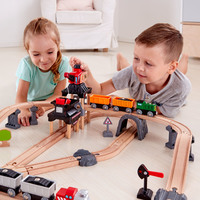 Hape: Mining Loader - Wooden Railway Set