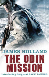 The Odin Mission by James Holland image