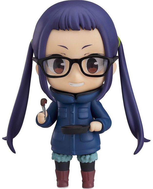 Laid-Back Camp: Chiaki Ogaki - Nendoroid Figure