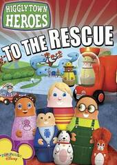 Higglytown Heroes - Vol. 1: To The Rescue on DVD