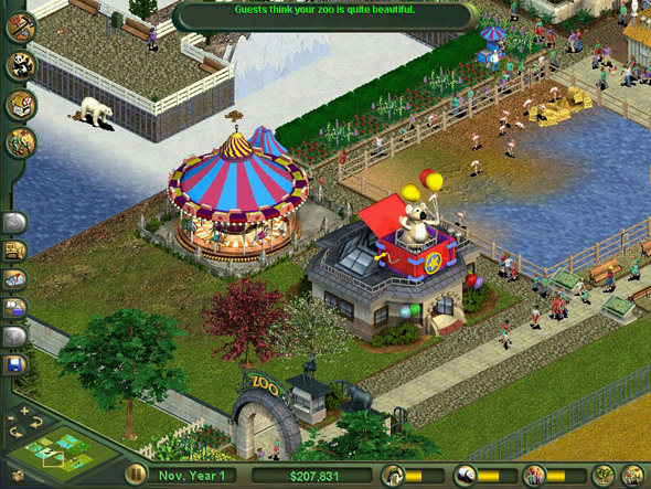 Zoo Tycoon: Complete Collection screenshot