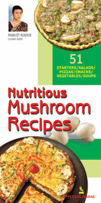 Nutritious Mshrooms Recipes