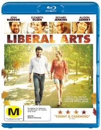 Liberal Arts on Blu-ray