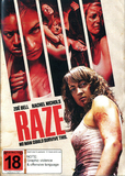 Raze DVD