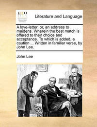 A Love-Letter by John Lee
