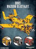 Warhammer 40,000 Ork Wazbom Blastajet