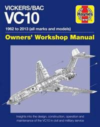 Vickers/Bac Vc10 Manual by Keith Wilson