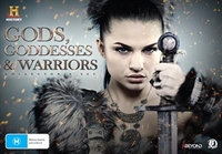 Gods, Goddesses & Warriors Collector's Set on DVD
