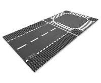 LEGO: Straight & Crossroad Plates