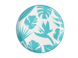 Christopher Vine: Paradiso Plate - Silhouette Blue (25cm)