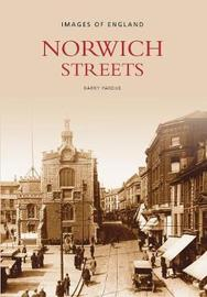 Norwich Streets by Barry Pardue image