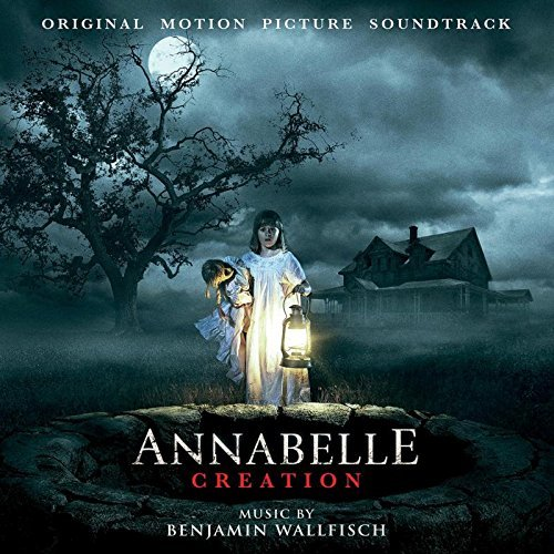 Annabelle: Creation OST by Benjamin Wallfisch image