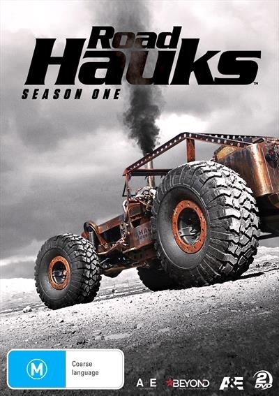 Road Hauks - Season One on DVD image