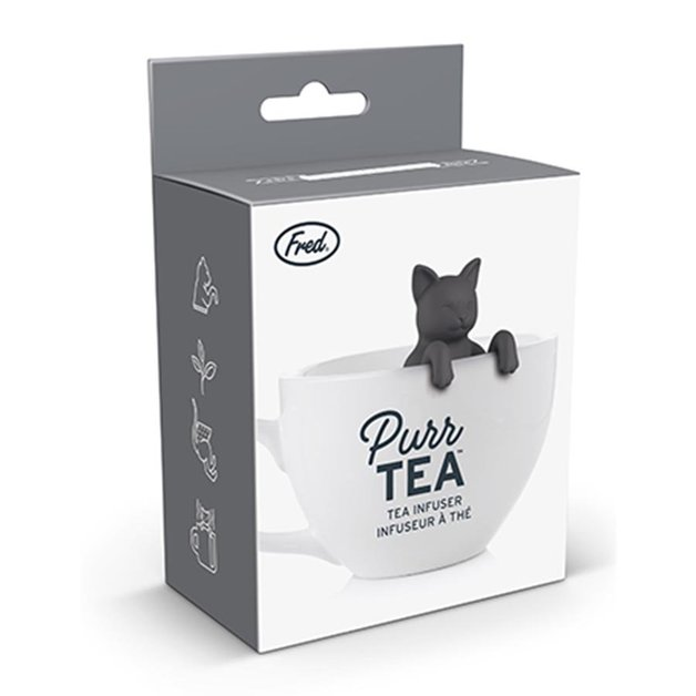 Purr Tea - Cat Tea Infuser