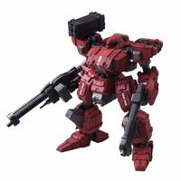 Front Mission First: Wander Arts Frost Hell's Wall Ver. - Action Figure