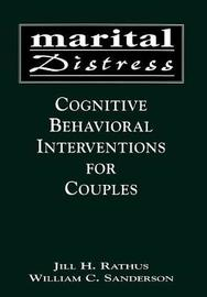Marital Distress by Jill H. Rathus